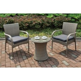 Cain Outdoor Chair Set