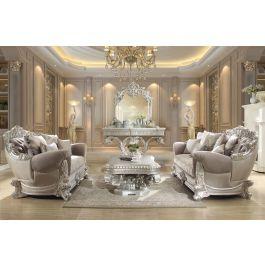 charming georgian living room furniture   Georgian Traditional Style Fabric Sofa