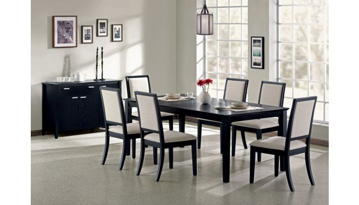 Lexton Contemporary Style Table Set