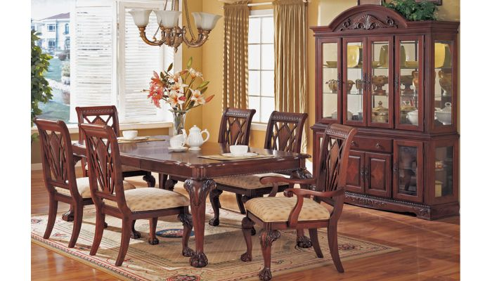 Traditional Style Dining Room D 2067
