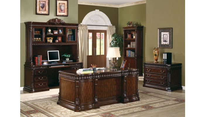 Union Hill Office Executive Desk