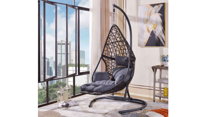 Abrams Patio Hanging Chair