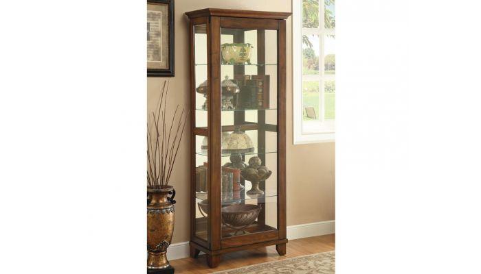 Alden Display Curio Cabinet