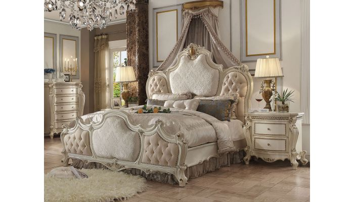 Alexandra Bedroom Furniture Antique Pearl