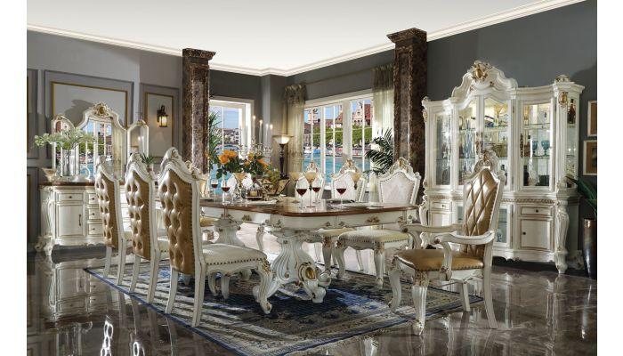 Alexandra Traditional Formal Dining, High End Formal Dining Room Sets