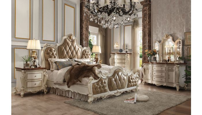 Alexandra Victorian Style Bed Collection