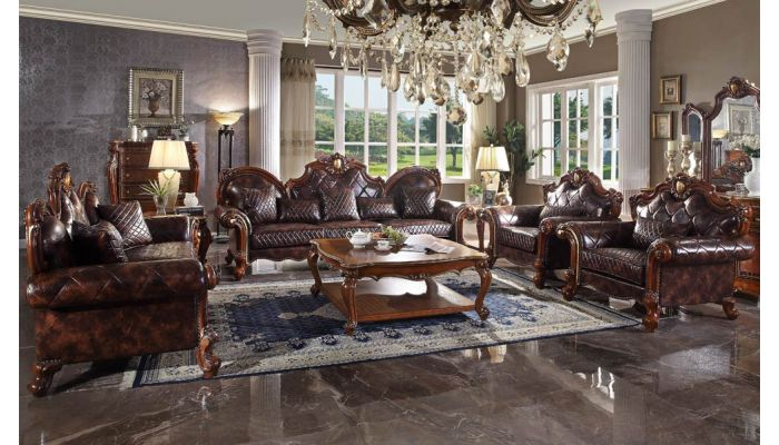 Alexandra Victorian Style Sofa Collection