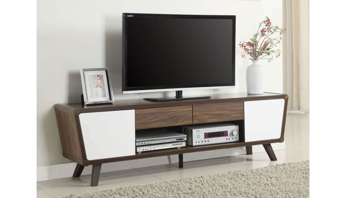 competitive price 1715e 0d9a0 Alexi Mid-Century Modern TV Stand