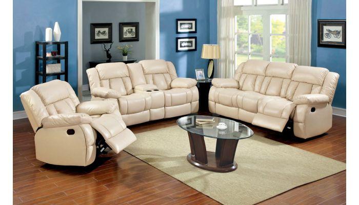 Allen Contemporary Recliner Sofa