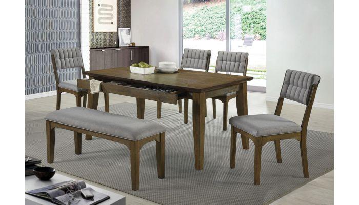 Alwyn Storage Dining Table Set