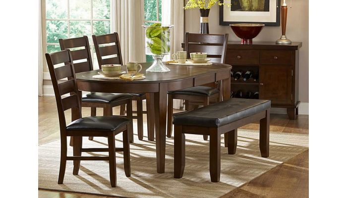 Ameillia Casual Dining Table Set
