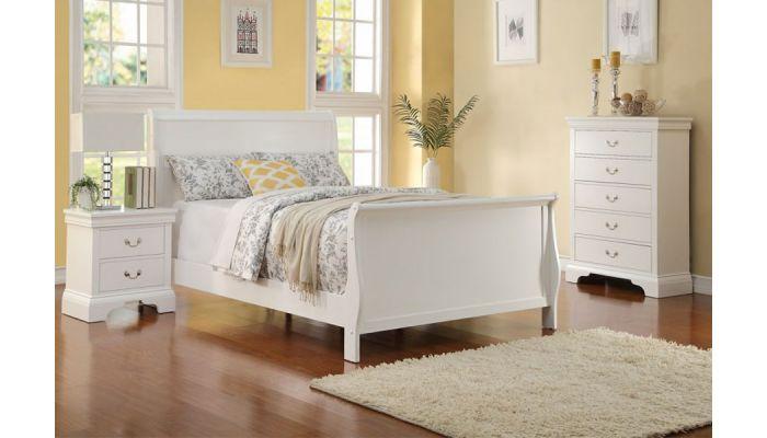 Ariela Youth Sleigh Bed