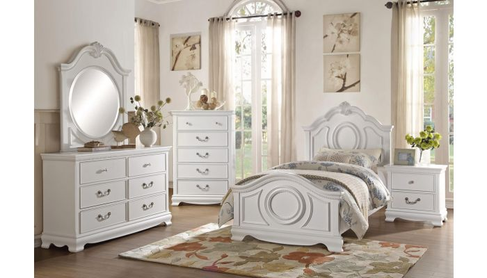 Arleta Traditional Style Youth Bed Collection