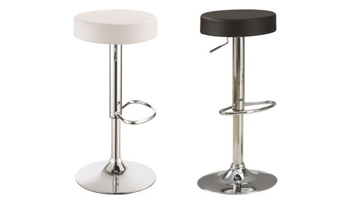 Artezia Round Swivel Bar Stool