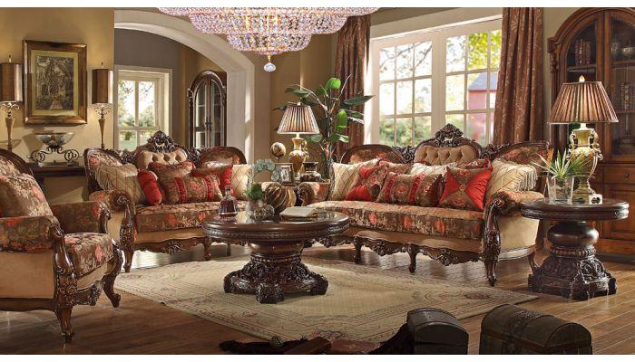 Ascona Classic Fabric Living Room Furniture