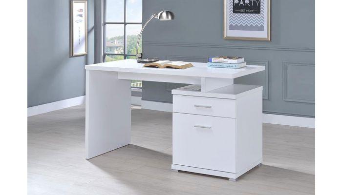 Asonia Contemporary Home Office Desk