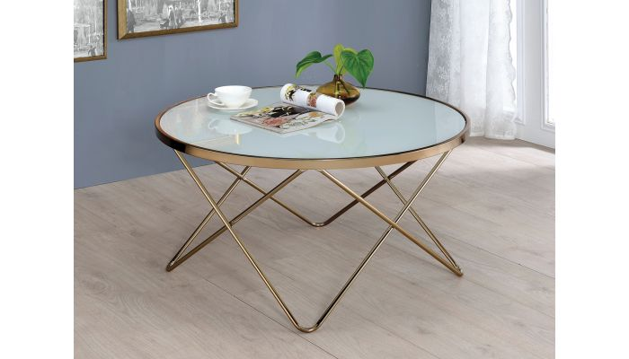 Atkins Modern Style Coffee Table