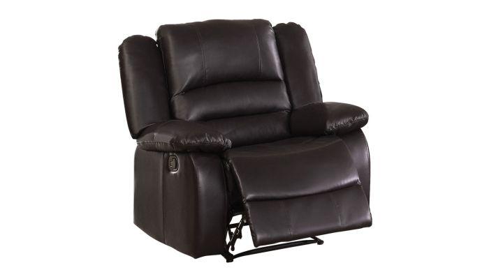 Prime Aubrey Dual Recliner Sofa Espresso Leather Andrewgaddart Wooden Chair Designs For Living Room Andrewgaddartcom