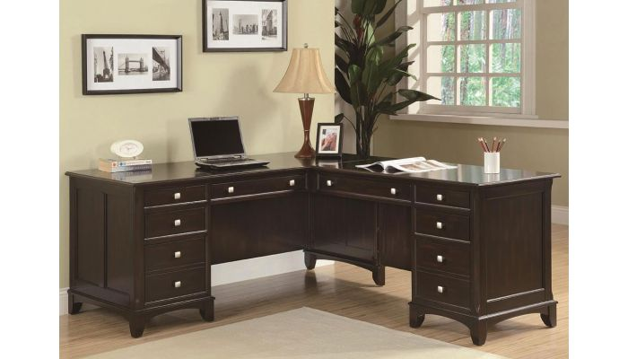 Autor Traditional Style Office Desk