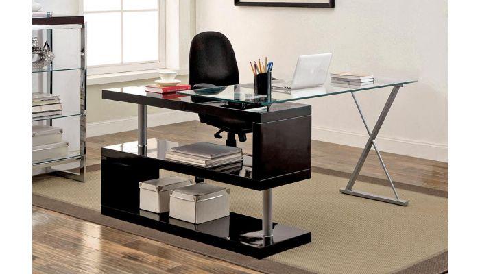 Baden L Shape Home Office Desk