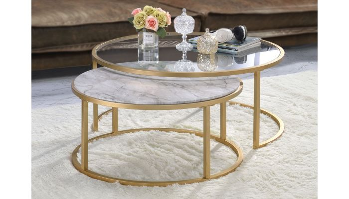Bartel 2-Piece Coffee Table Set