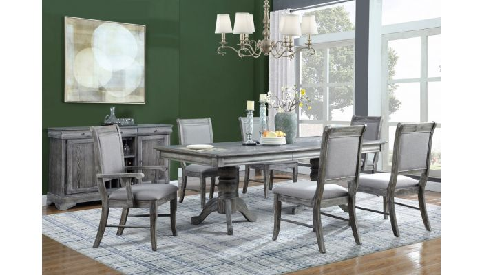 Beaugrand Formal Dining Table Set