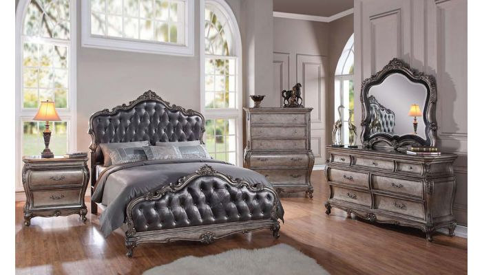 Bencivenni Classic Style Bed Collection