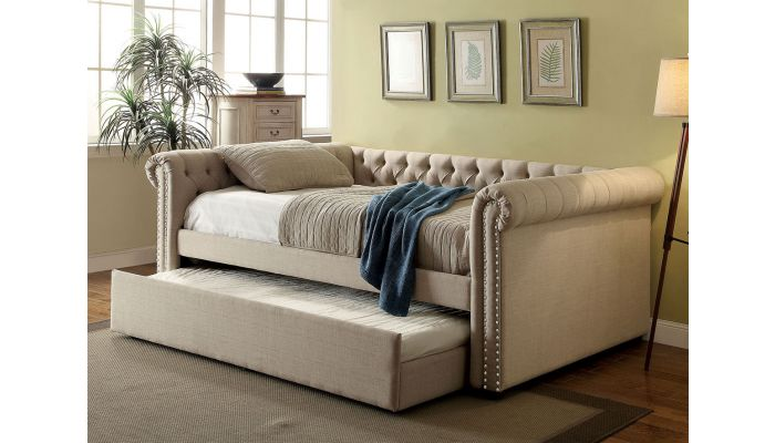 Bernadette Chesterfield Style Daybed