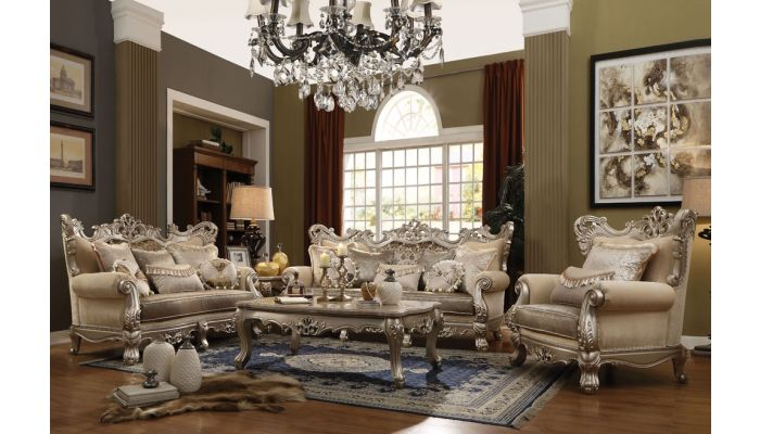 breathtaking french style living room furniture | Billarga French Style Living Room