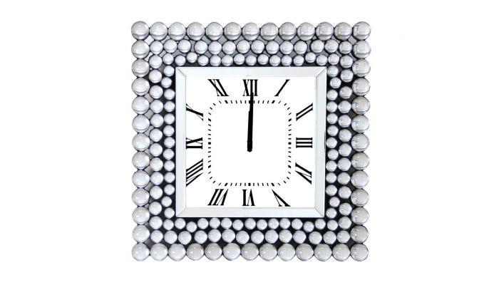 Bione Mirrored Wall Clock
