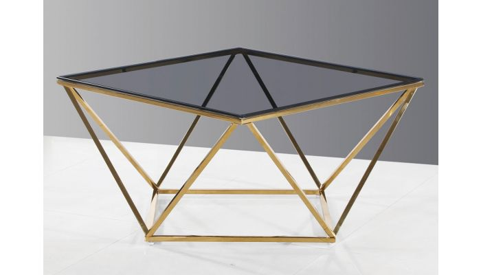 Boga Gold Coffee Table