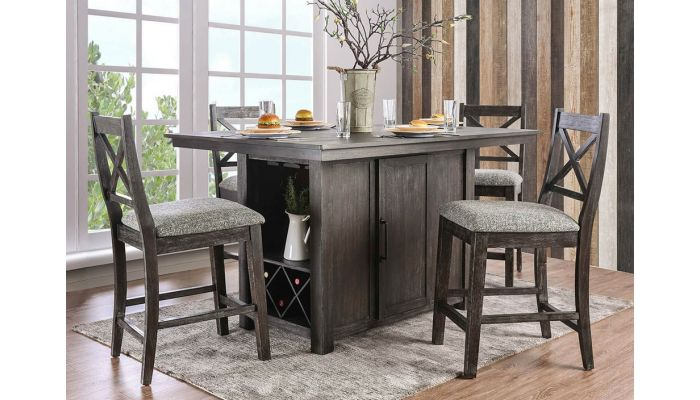 Bolanburg Counter Height Table Set