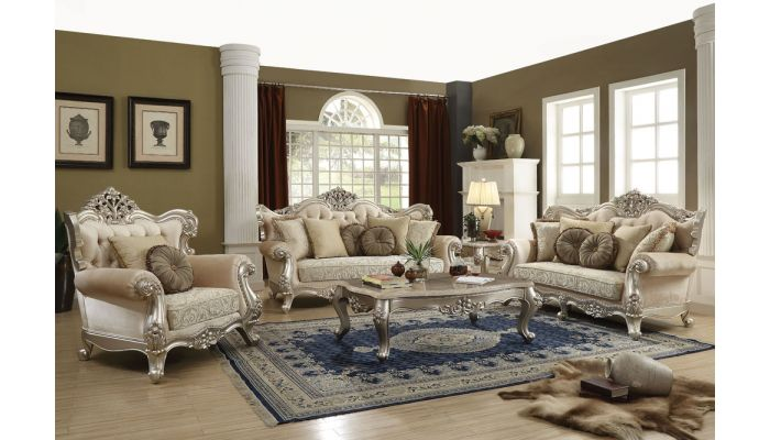 Bolgar Traditional Style Living Room Furniture