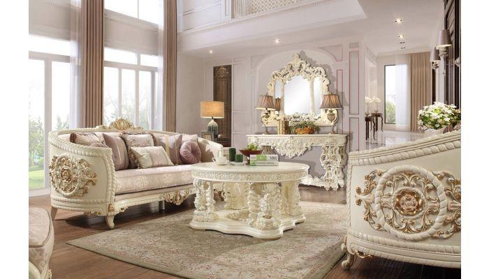 Borguese Victorian Style Sofa Collection