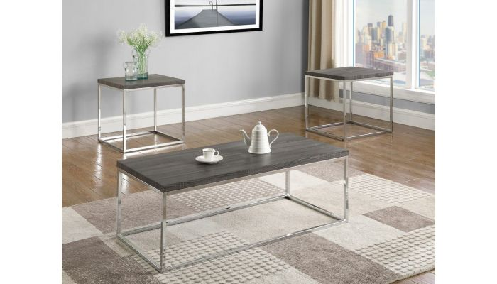 Brian Contemporary Coffee Table Set