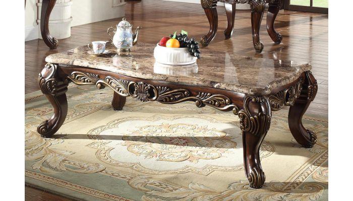 Karson Marble Top Coffee Table
