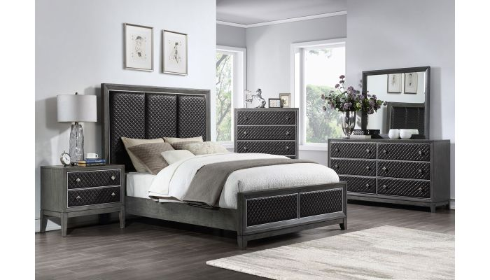 Brumley Contemporary Bedroom Collection