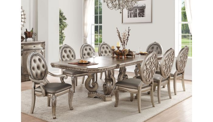 Bulova Traditional Formal Dining Table Set