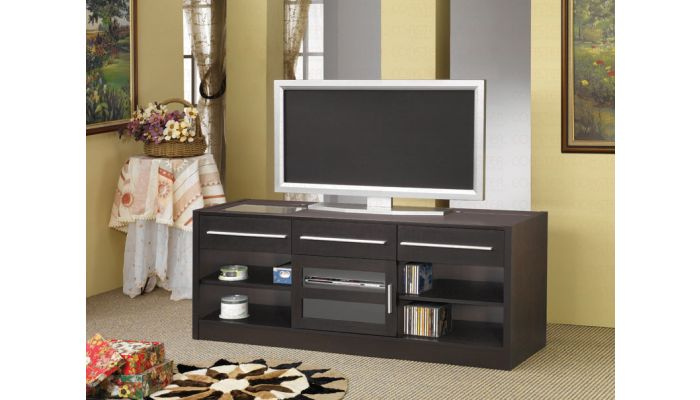 Carbon Modern Style TV Stand