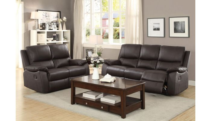 Outstanding Calvex Brown Recliner Sofa Top Grain Leather Gmtry Best Dining Table And Chair Ideas Images Gmtryco