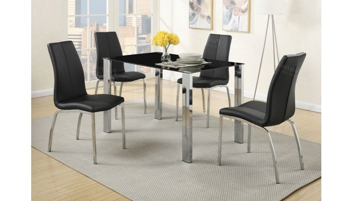 Calvin Modern Style Dining Table Set
