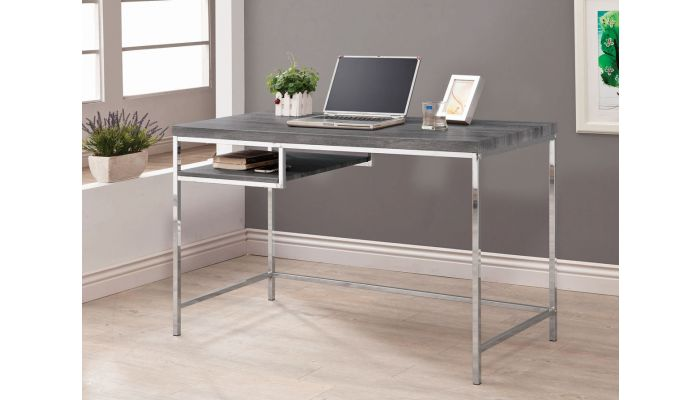 Carly Contemporary Computer Desk