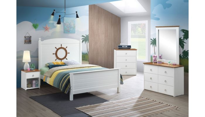 Caravel Youth Bedroom Furniture