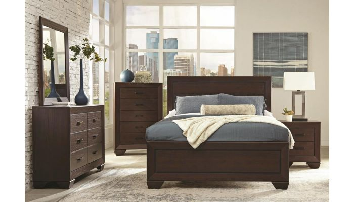 Carrie Contemporary Bedroom Furniture