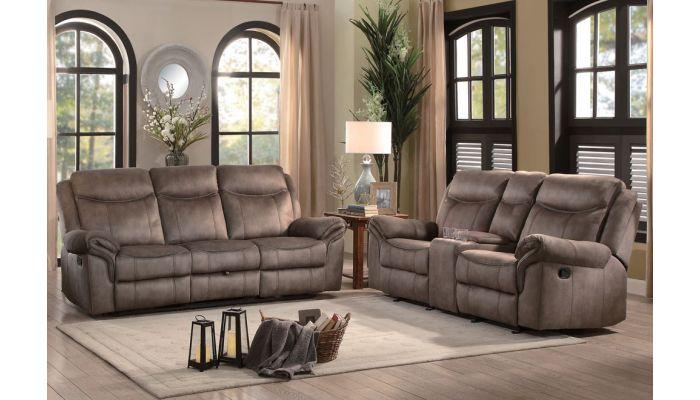 Carson Contemporary Recliner Sofa