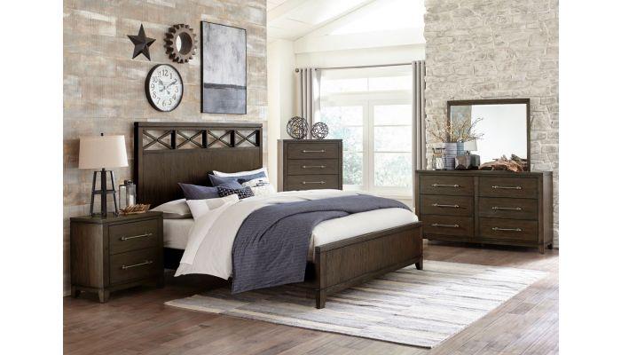 Chambord Transitional Bedroom Furniture