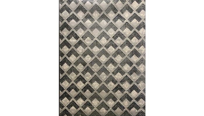 Charis Modern Grey Area Rug