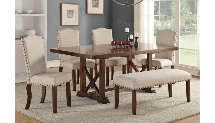 Chopard Transitional Dining Table
