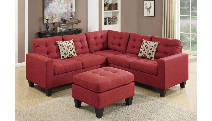 City L Shape Sofa Set