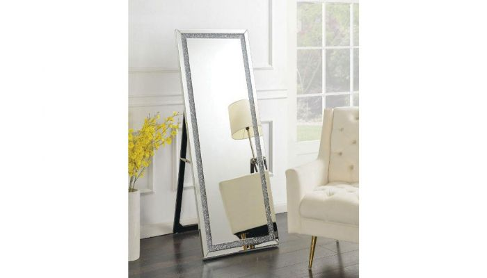 Clarendon Modern Floor Mirror